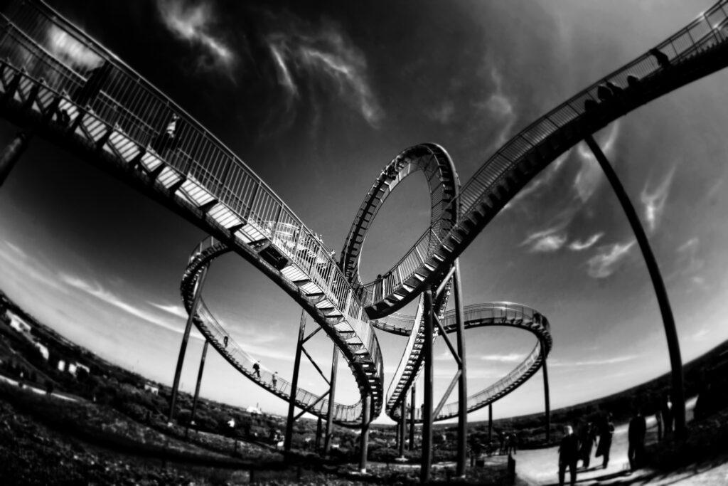 The COVID19 Rollercoaster