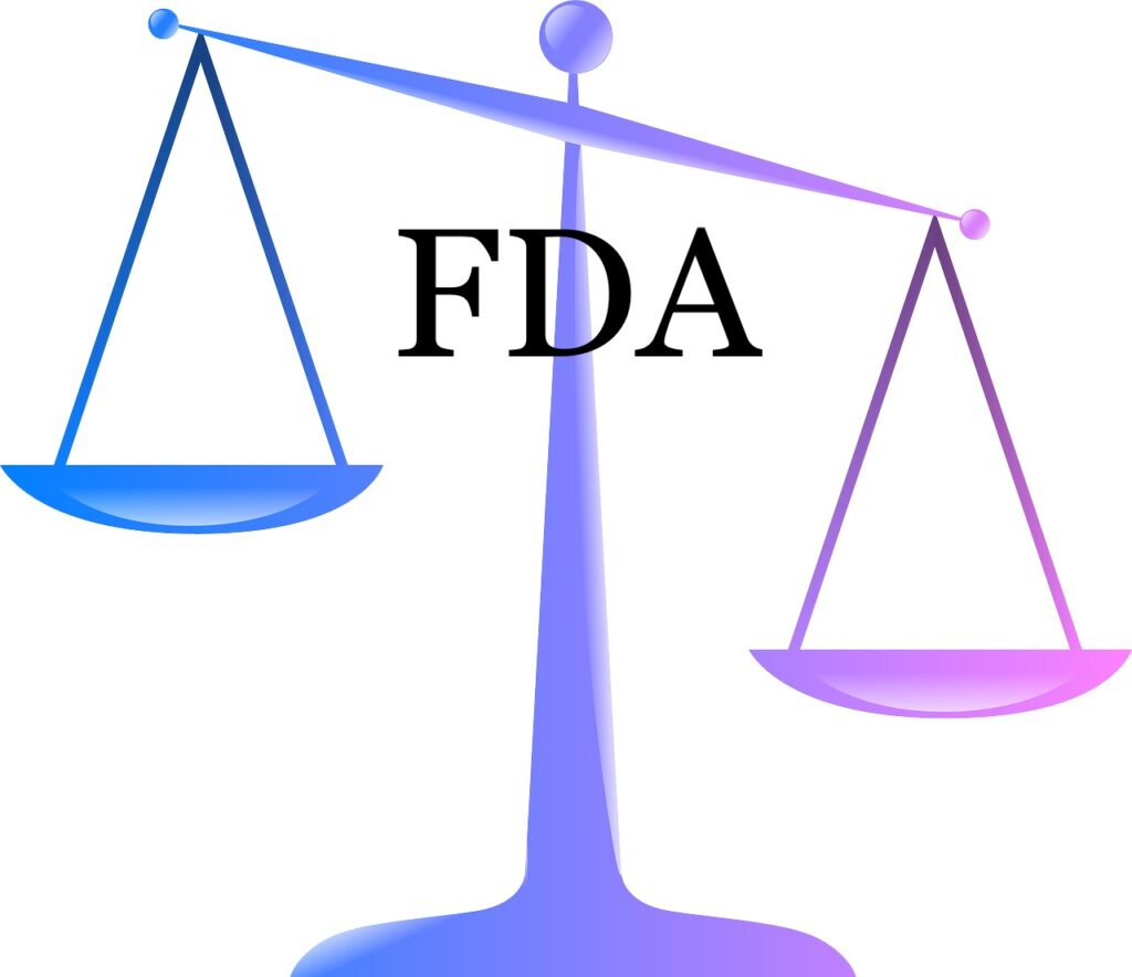 Checks and balances by the FDA