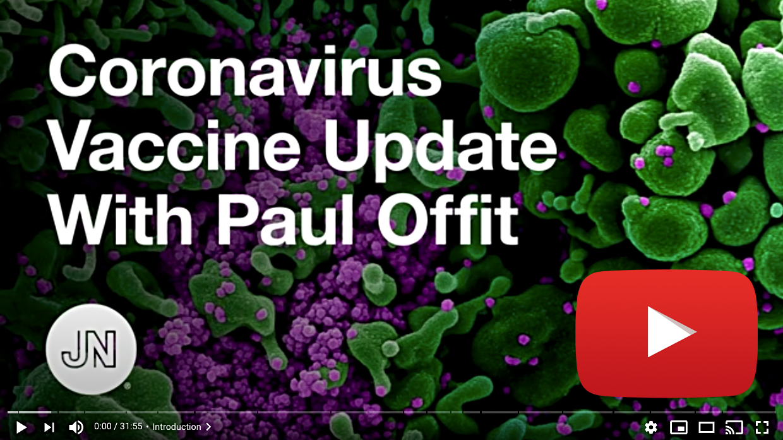 coronavirus vaccine paul offit